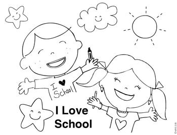 FREE BACK TO SCHOOL Activity Puzzles ** ORIGINAL ARTWORK
