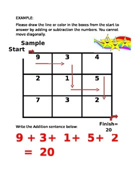 Fun Easy to Use Addition and Subtraction Boxes -  Early Years Package