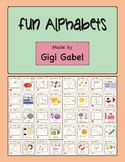 Fun Alphabets