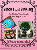 Alternative Book Report--Books and Baking--So Sweet!