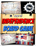 American Revolution Board Game Project Activity Fun