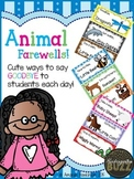 Fun Animal Farewells: 33 Ways to Say Goodbye