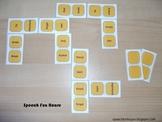 Fun Antonyms Dominoes Game - 8 Sets