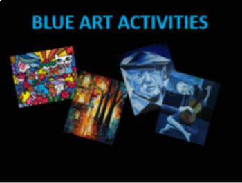 Fun Art Activities By The Irish Teacher S Resources Tpt