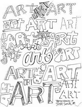Fun Art Font