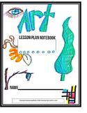 Fun Art Planner Cover