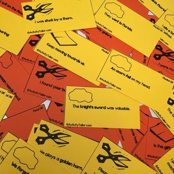 Fun Articulation Games: Rock Paper Scissors Carryover of R