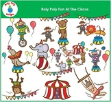 Fun At The Circus by Roly Poly Designs