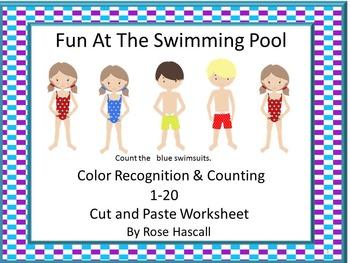 Color Recognition,Counting Activities Preschool,Counting Activities Kingergarten