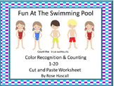 Color Recognition,Counting Activities Preschool,Counting A
