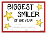 Fun Awards Certificates (End of Year)