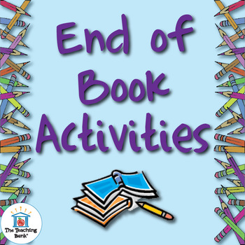 Fun Book Report Activity Ideas Book Report Alternatives