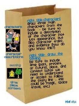 Fun Book Reports - Paper Ba... by Go Beyond | Teachers Pay Teachers