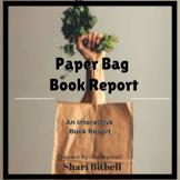 Fun Book Reports - Paper Bag Book Report