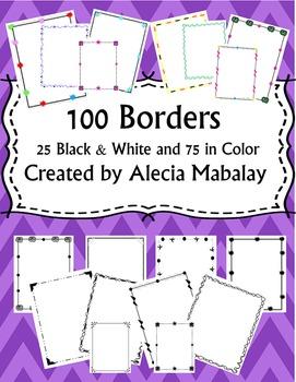 Fun Borders