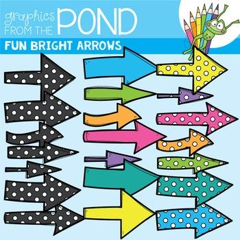 Fun Bright Arrows