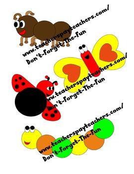 Fun Bug Clipart