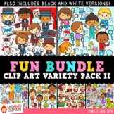 Fun Bundle for April GROWING Clip Art Bundle