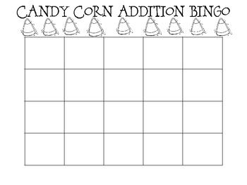 Fun Candy Corn Math