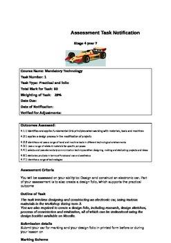 Fun Car Assessment Task