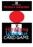 Fun Card Game: Hiragana Wipeout!