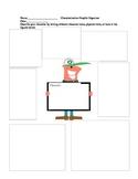 Fun Characterization Graphic Organizer