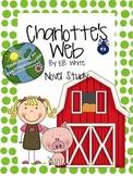 Fun Charlotte's Web Novel Study