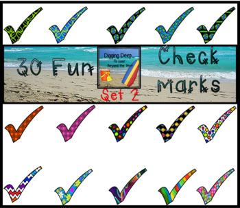 Fun Checkmarks 2