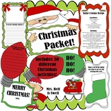 Fun Christmas Packet!