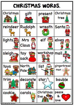 Fun Christmas Themed Stamping Activities For Kindergarten.