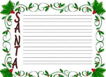 Fun Christmas Writing Activities!