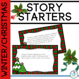 Christmas and Winter Writing Story Starters