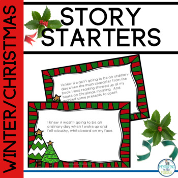 Writing Prompts: Story Starters for Christmas and Winter