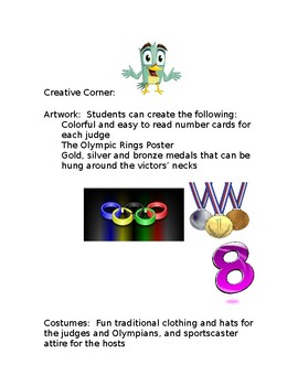 Fun Classroom Skit: 2020 Olympics Handshaking Finals!