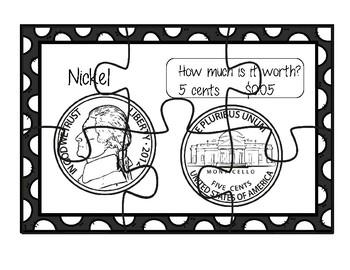 Fun Coin Money Puzzles