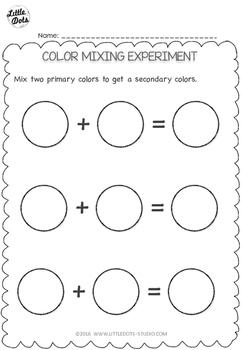 Fun Color Activity Set