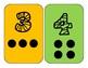 Fun & Colorful Flashcards 1-20