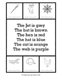 Fun Coloring Sheet