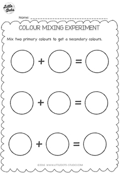 Fun Colour Activity Set (British English Version)