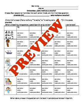 Fun Communicative Activities Super Set of 12!