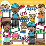 Fun Concession Stand Clip Art