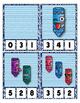 Fun Crayon Emoji Counting to 20 Math Center Clip Cards ~ T