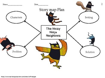 Fun Creative Writing Narrative Story Starters Packet #4-NO PREP