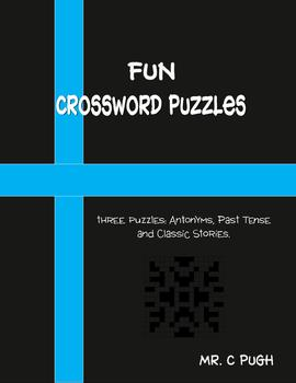 Fun Crossword Puzzles