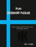 Fun Crossword Puzzles