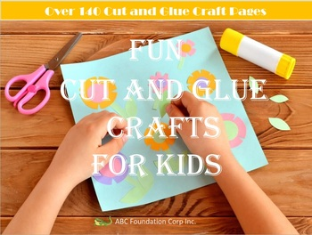 Fun Cut and Glue Crafts for Kids