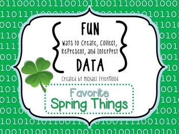 Fun DATA! {Favorite Spring Things}