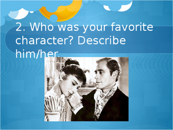 Fun Discussion Questions for Any American Movie