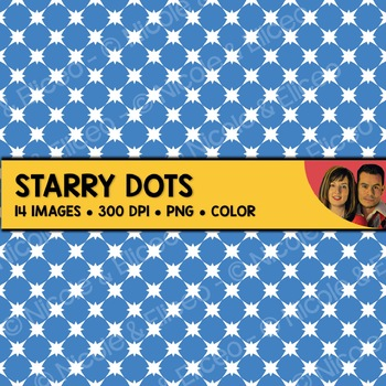 Starry Dot Backgrounds