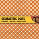 Geometric Dot Backgrounds